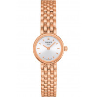Tissot - Lovely silver & rose gold PVD bracelet