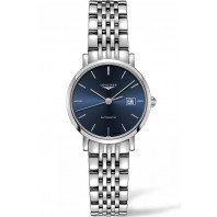 Longines Elegant Lady Blue Steel 29mm Lady's Watch