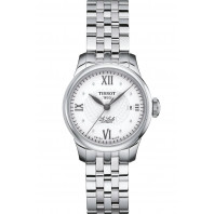 Tissot - Le Locle Automatic Silver Steel & Diamond Lady's Watch