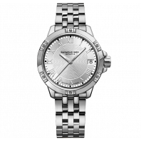 Tango Calssic- Lady Roman Numerals Silver & Steel