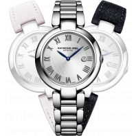 "Raymond Weil - Shine - ""Etoile"" Special Edition- Roman Numerals  Steel"