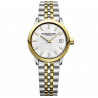 Raymond Weil - Freelancer MOP Steel & Gold Lady's Watch Quartz