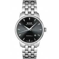 MIDO Baroncelli - Automatic Black Steel Gent's