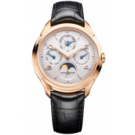 Baume & Mercier Clifton perpetual calendar Gold Mens Watch M0A10306