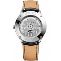 Baume & Mercier Clifton Baumatic Svart & Läderband M0A10398