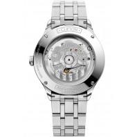 Baume & Mercier Clifton Baumatic White & Steel M0A10505