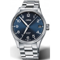 Oris - Big Crown ProPilot Date Blå 41 mm