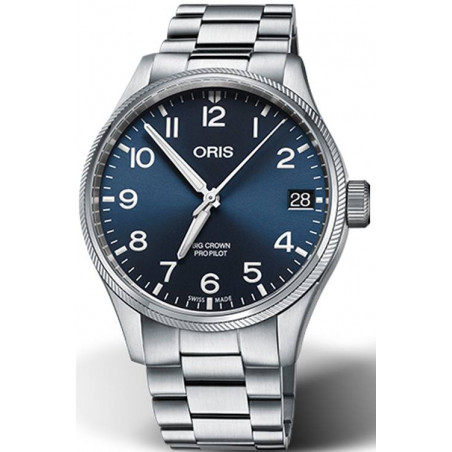 Oris - Big Crown ProPilot Date Blue - 41 mm
