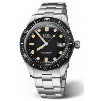 Oris Divers Sixty-Five 42 mm Black & Bracelet