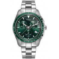Rado - HyperChrome Green Quartz Chronograph