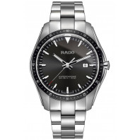 Rado - HyperChrome Black Quartz Mens