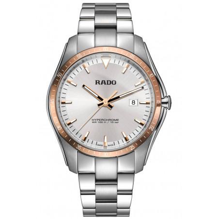 Rado - HyperChrome Silver Kvarts Herrklocka R32502103