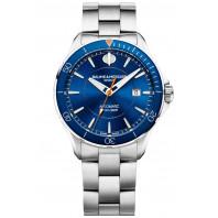 Baume & Mercier Clifton Club Automatic Blue & Steel Diver M0A10378