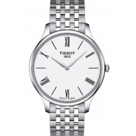 Tissot - Tradition Thin 5,5 White & Steel 39mm