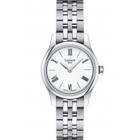 Tissot - Tradition Thin 5,5 White & Steel 25mm