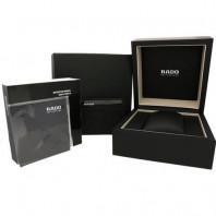 Rado - Centrix Kvarts Damklocka Svart Keramik & Diamanter R30936732