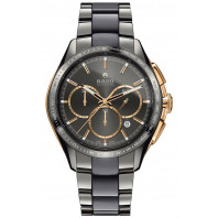 Rado - HyperChrome Automatic Chronograph Plasma high-tech Ceramic - R32118102