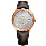 Raymond Weil - Maestro Rose gold Automatic Men's