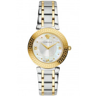 Versace - Daphnis Steel & Gold Lady's