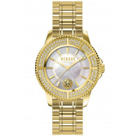 Versus Versace - Tokys Crystal White mother of pearl women's watch