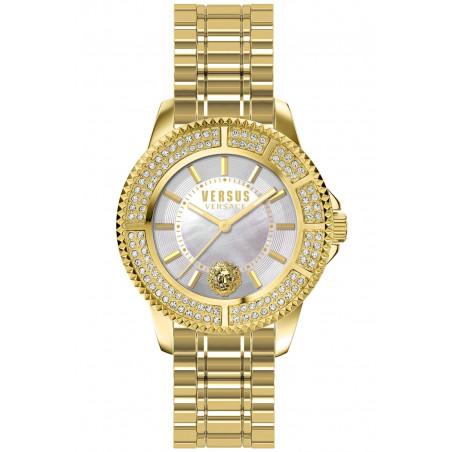Versus Versace - Tokys Crystal White mother of pearl women's watch