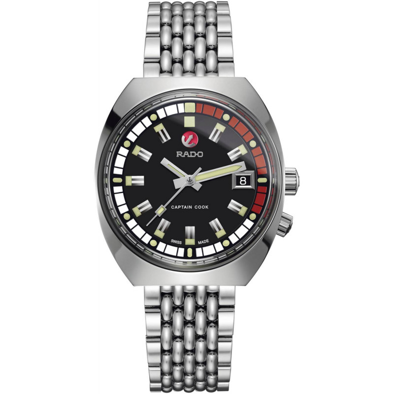Rado - HyperChrome Tradition Captain Cook MKII. R33522153
