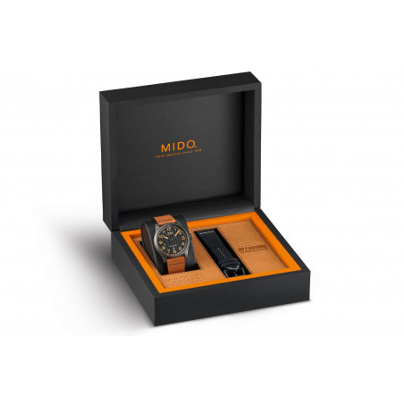 MIDO Multifort - Escape Horween Special Edition Ref. M0326073605099