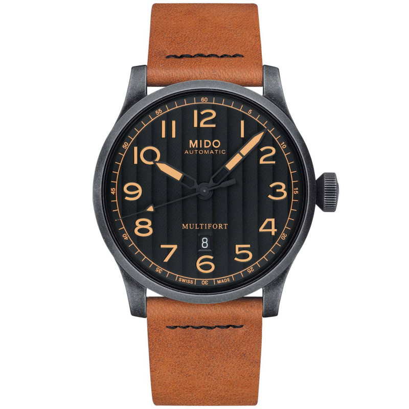 MIDO Multifort - Escape Horween Special Edition Ref. M0326073605099