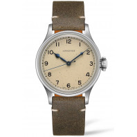 The Longines Heritage Military Mens Watch L28194932