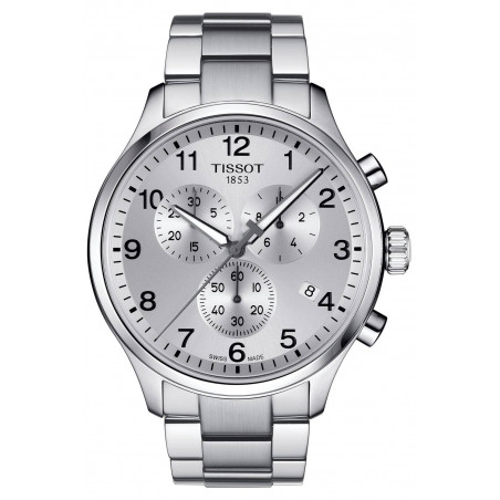 Tissot Chrono XL Classic silver& Bracelet T1166171103700