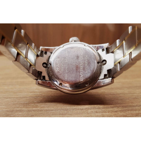 PRE-OWNED Girard-Perregaux 1966 Red dial