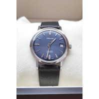 PRE-OWNED Sandoz Incabloc Unisex watch 34 mm