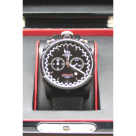 PRE-OWNED CT Scuderia Check Flag Herrklocka 44 mm