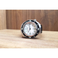 PRE-OWNED Helson Tortuga Diver Watch 44.5 mm