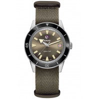 Rado - Tradition Captain Cook Golden-Green Limited Edition R32500315