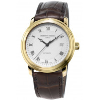 Frédérique Constant Classic 40mm automatic, Gold & Leather FC-303MC4P5