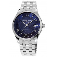 Frederique Constant - Classics Index 40mm Automatic Blue & Bracelet
