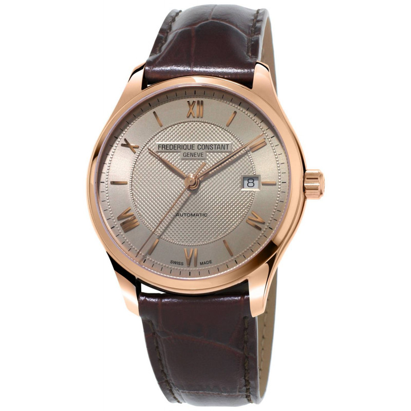Frederique Constant Classics Index 40mm Automatisk guld FC-303MLG5B4