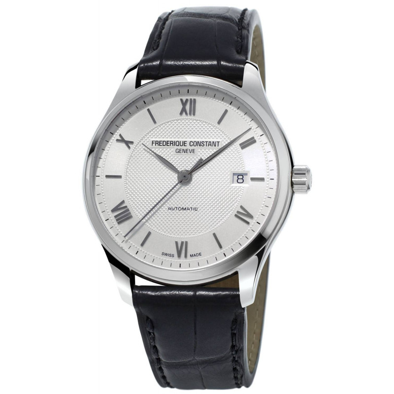 Frederique Constant - Classics Index 40mm automatic, steel FC-303MS5B6