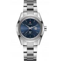 Rado - HyperChrome Classic Automatic Blue Dial and Steel Bracelet 35mm R33103204