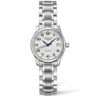Longines Master Lady - 25.5 mm white L21284786
