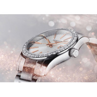 Longines - Conquest Classic 29.5mm Diamonds & Rose gold L22860726