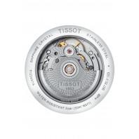 Tissot - Carson Premium Powermatic 80 Svart & Stållänk T1224071105100