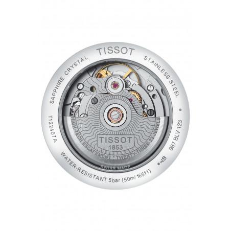 Tissot - Carson Premium Powermatic 80 Black & Bracelet T1224071105100