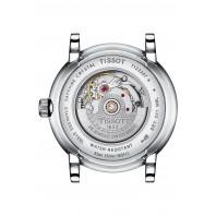 Tissot - Carson Premium Automatic Lady 30mm Silver & Bracelet T1222071103100