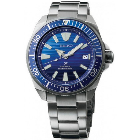 Seiko - Prospex 45mm Save The Ocean Special Edition Automatic Divers watch SRPD21K1