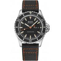 Mido Ocean Star Tribute - DayDate Black & Steel M0268301105100