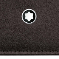 Montblanc - Meisterstück Brown Leather Wallet - 6 Pockets 114541