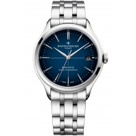 Baume & Mercier Clifton COSC Baumatic Blue & Bracelet - M0A10468