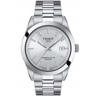 Tissot - Gentleman Powermatic 80 Silicium Silver & Steel 40mm - T1274071103100